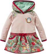 Oilily Pigeon Stripe Tamtam Dress - Infant Toddler & Girls