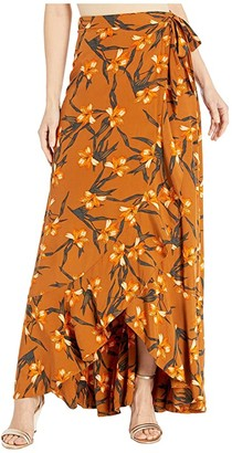 L-Space Love Song Floral Desiree Skirt (Love Song Floral) Women's Skirt