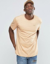 Puma Oversized T-shirt In Tan