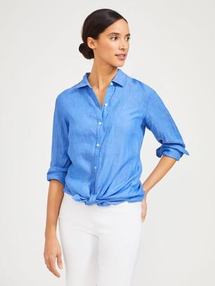 J.Mclaughlin Britt Linen Shirt