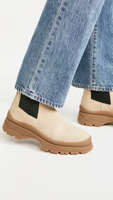 LAST Powder Chelsea Boots