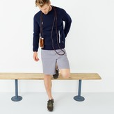 """J.Crew New Balance® for 9"""" 2-in-1 workout short in stripe"""