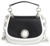 Michael Kors Small Goldie Leather Shoulder Bag - Black