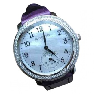 Patek Philippe Other White gold Watches