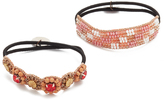 Deepa Gurnani Deepa By Ponytail Holders