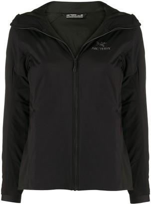Arc'teryx Atom LT hooded shell jacket