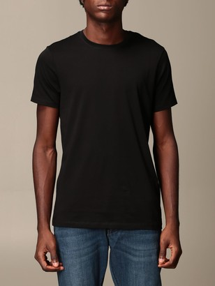 Armani Exchange Basic Short-sleeved T-shirt