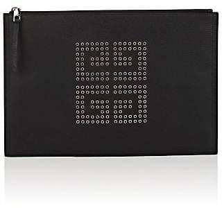 Givenchy Women's Emblem Large Leather Pouch