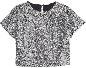 Jack Wills Kaylynne Sequin Tee