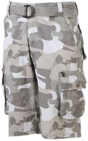 X-Ray Men's XRAY Belted Cargo Shorts