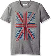 Ben Sherman Men's Union Jack Graphic Tee