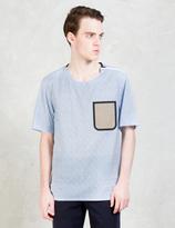 soe Rain S/S Crewneck Peray Shirt With Shoulder Zipper
