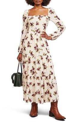 Reformation Kellie Long Sleeve Dress