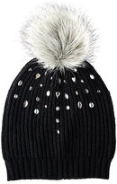 Betsey Johnson Bejewelled Beanie