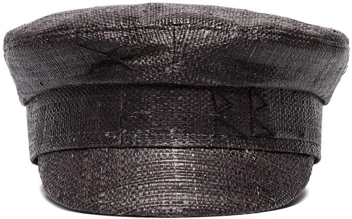 Ruslan Baginskiy Baker Boy woven hat