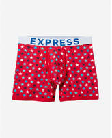 Express Northern Star Print Boxer Briefs