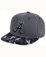 Top of the World Alabama Crimson Tide Luete Snapback Cap