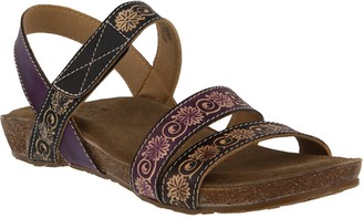 Spring Step L'Artiste by Leather Sandals - Paldina