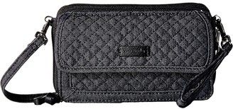 Vera Bradley RFID All-In-One Crossbody (Denim Navy) Cross Body Handbags