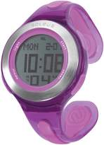 Soleus Women's SR017-510 Swift Digital Display Quartz Purple Watch