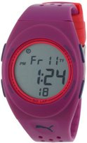 Puma Women's PU911012003 FAAS Digital Watch
