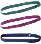 Brooks Currant, Kale & Navy Distance Headband Set