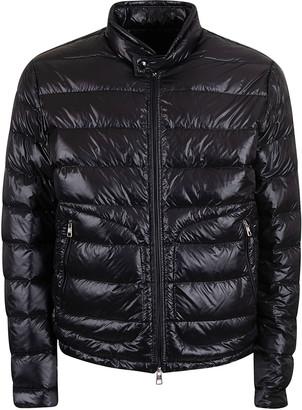 Moncler Zipped Pocket Classic Padded Jacket