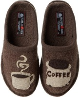 Haflinger Coffee Women's Slippers