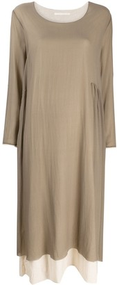 Elsa Esturgie Boxy Fit Longsleeved Dress