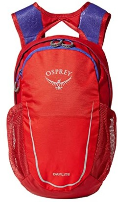 Osprey Daylite Kids (Cosmic Red) Backpack Bags