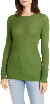 NSF Zuli Ribbed Cashmere Sweater