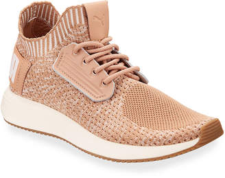 Puma Uprise Mesh-Knit Trainer Sneakers