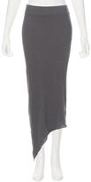 TEE LAB By FRANK & EILEEN Long Asymmetrical Skirt