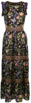 Cecilia Prado Giulia long knitted dress