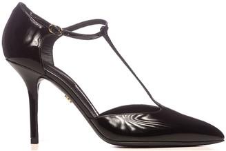 Dolce & Gabbana Bellucci T-strap Pump