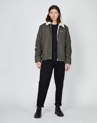 Schott NYC Okla Flight Jacket Khaki