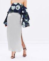 Miami Slip Midi Skirt