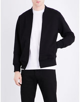 Ps By Paul Smith Zip-up Cotton Bomber Jacket