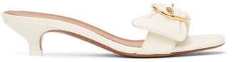 Neous Off-White Leather Heze Mules
