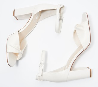 Vince Camuto Block Heeled Sandals - Wesher