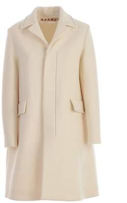 Marni Coat Wool Twill