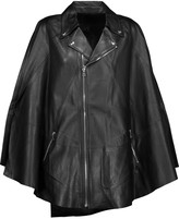 RtA Harley leather cape