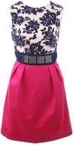 Mary Katrantzou Pink Wool Dress for Women