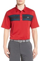Travis Mathew Men's Lee Pique Polo