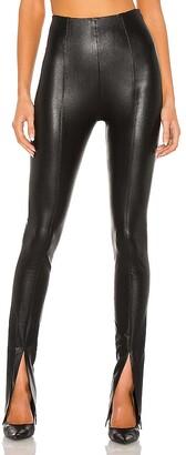 Amanda Uprichard X REVOLVE Malta Leather Pants