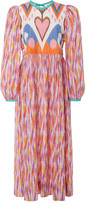 Bohemia Alix Of Alix of Tallulah Printed Cotton And Silk-Blend Dress