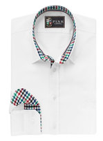 Thomas Pink Lions Freeman Plain Classic Fit Button Cuff Shirt