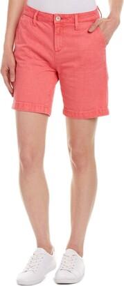 DL1961 Women's Lily Trouser Shorts Jeans