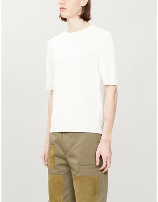 Sandro Fresh relaxed-fit knitted T-shirt