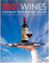 Penguin Random House 1001 Wines You Must Taste Before You Die By Neil Beckett